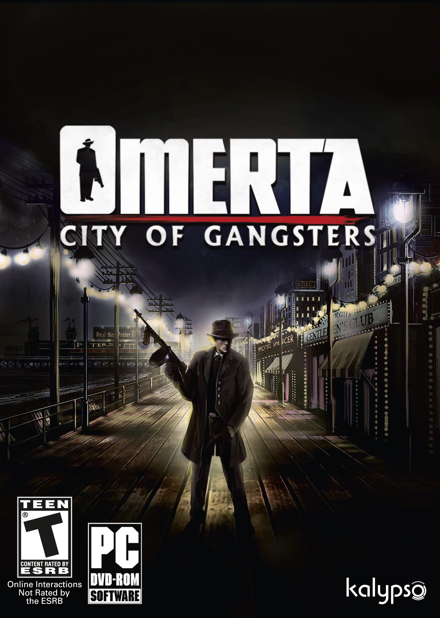 Omerta: Miasto Gangster�w (2013) [FLT] [PL]