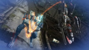 Metal Gear Rising Revengeance: Blade Wolf