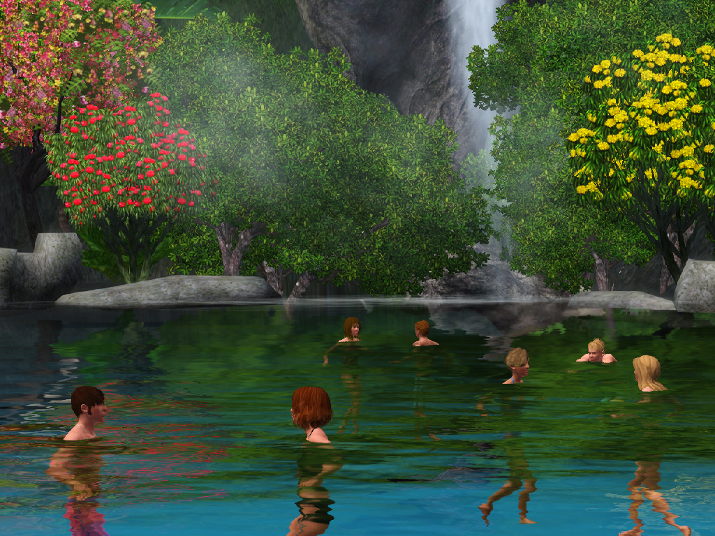 The Sims 3 Island Paradise for PC/Mac
