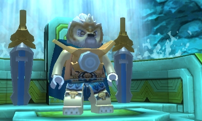 LEGO Legends of Chima - Lavals Journey