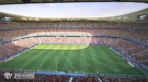 PES2014 Allianz Arena