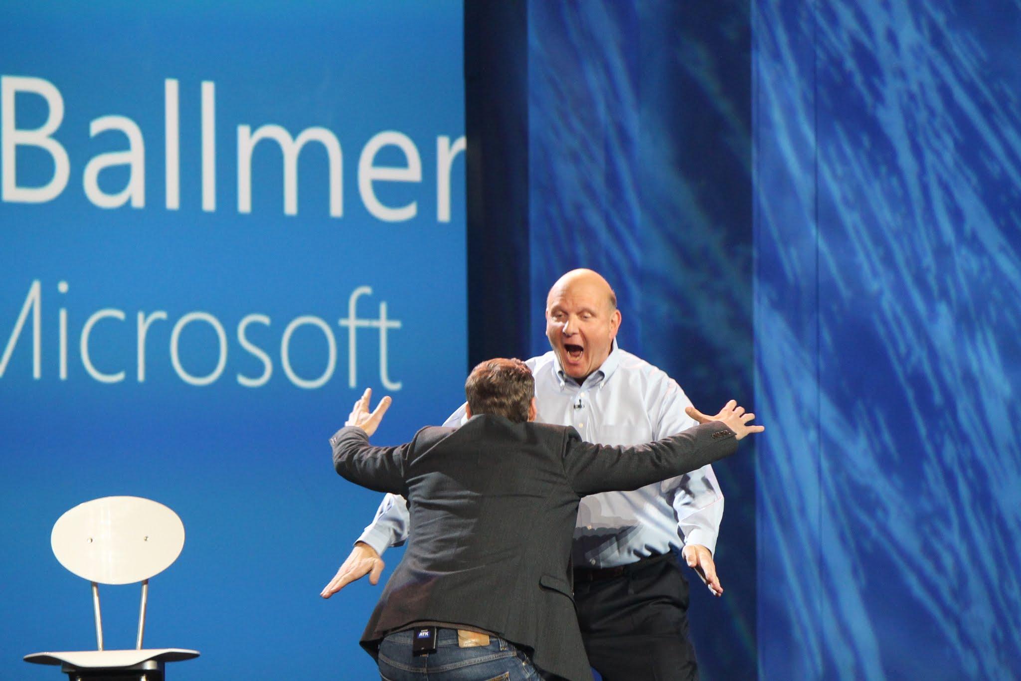 Microsoft CEO Steve Ballmer Retiring Within 12 Months ...