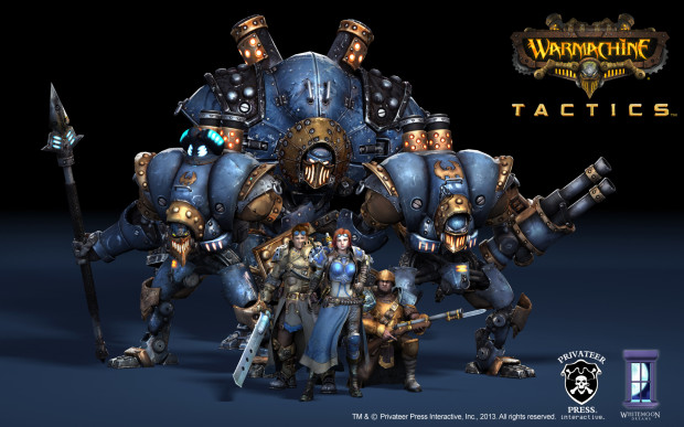 Warmachine Tactics (2)