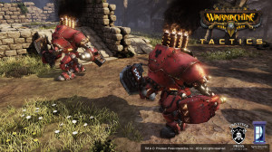 Warmachine Tactics (4)