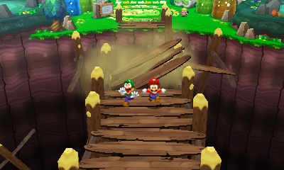 Mario and Luigi - Dream Team