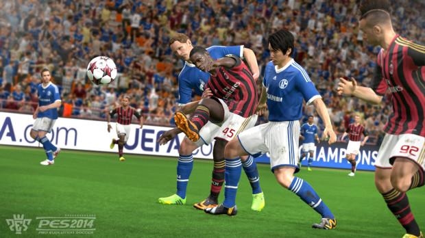 PES2014 - Pro Evolution Soccer 2014