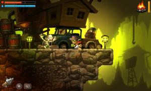 Steamworld Dig - A Fistful of Dirt (2)