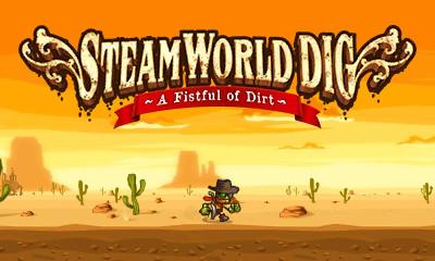 Steamworld Dig - A Fistful of Dirt (3)